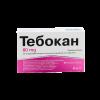 NaturProdukt Тебокан 80 мг х60 филмирани таблетки
