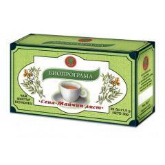 Биопрограма Чай Сена - Майчин лист  х 20 бр