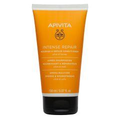 Apivita Holistic Hair Care Подхранващ балсам за суха коса 150 мл