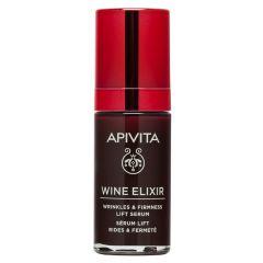 ApivitaWine Elixir Коригиращ бръчките и стягащ серум против стареене 30 мл