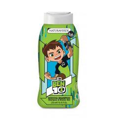 Naturaverde Kids Ben 10 Шампоан за коса и тяло 250 мл
