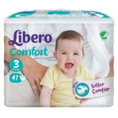 Пелени Libero Comfort Размер 3 41 бр