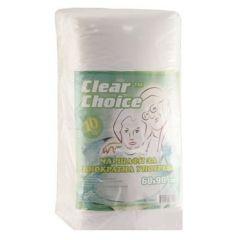 Еднократни чаршафи Clear Choice 60/90 10 бр B. Well