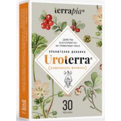 Uroterra Уротерра 30 капсули Terrapia
