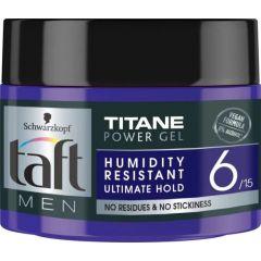 Taft Titan Power Гел за коса 250 мл