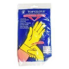 Top Glove Домакински ръкавици Размер M 1 бр Ekomet-90
