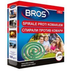Bros Спирала против комари 10 бр