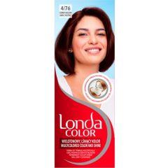 Londa Color Перманентна крем-боя за коса 4/76 Тъмен кестен Procter&Gamble