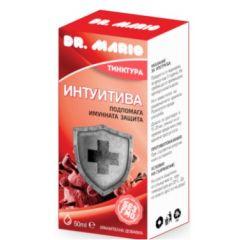 Интуитива Тинктура за имунната система 50 мл Dr. Mario