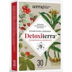 Detoxiterra Детокситерра 30 капсули Terrapia
