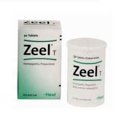 Heel Zeel T При артритни състояния х50 таблетки