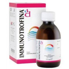 Immunotrofina Сироп за висок имунитет с подсладител 200 мл DMG Italia