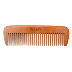 Solingen Magnum Natural Гребен за коса от крушово дърво DC-003