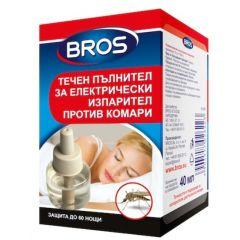 Bros Течност за електрически изпарител против комари 40 мл