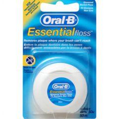 Oral-B Essential Конец за зъби без восък 50 м