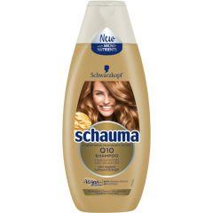 Schauma Q10 Структуриращ шампоан с коензим Q10 за тънка и слаба коса 400 мл