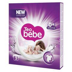 Teo bebe прах за пране с екстракт от лавандула 225 гр