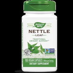 Nature's Way Nettle Leaf Лист от коприва за здрав уринарен тракт и кръвоносна система 435 мг х100 V капсули