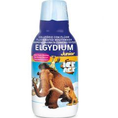 Elgydium Ice Age Детска вода за уста с вкус на горски плодове 500 мл