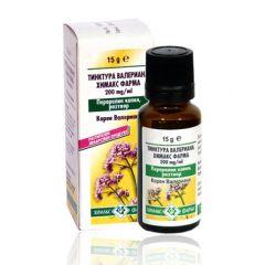 Тинктура от Валериана при стрес и безсъние 15 гр Chemax Pharma