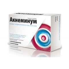 Акнемиум грижа при акне х30 таблетки Aflofarm