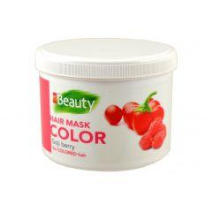 MM Beauty Маска за боядисана коса с екстракт от годжи бери 500 мл