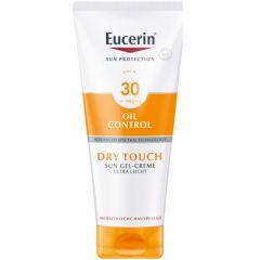 Eucerin Sun Oil Control Слънцезащитен гел-крем за тяло SPF30 200 мл