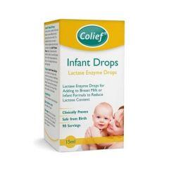 Colief Infant Drops Капки за бебета с ензим лактаза 15 мл Crosscare Limited