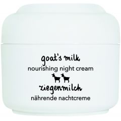Ziaja Goat's milk nourishing night cream Жая Нощен крем за лице с козе мляко 50 мл