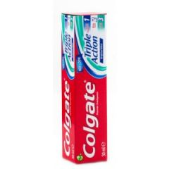 Colgate Triple Action паста за зъби 50 мл