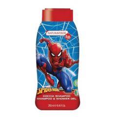 Naturaverde DISNEY Spiderman Шампоан зa коса и тяло 250 мл