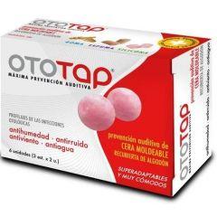 OtoTap Восъчни тапи за уши 3 чифта Procesa