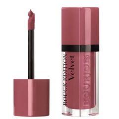 Bourjois Rouge Edition Velvet Lipstick Дълготрайно матиращо течно червило N07 Nude-ist 7,7 мл