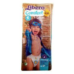 Пелени Libero Comfort Размер 6 XL Super Hero Edition 46 бр