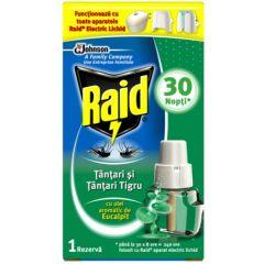 Raid Пълнител за изпарител против комари с евкалипт 27 мл SC Johnson