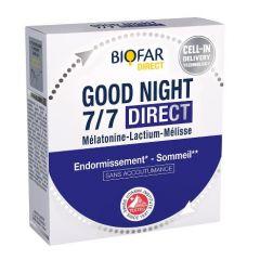 Biofar Good Night 7/7 Direct За добър сън 14 сашета