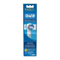 Oral-B Precision Clean Накрайници за електрическа четка за зъби ЕВ 20-2 FFS Х 2 бр
