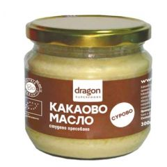 Dragon Superfoods Био Какаово Масло 300 мл Smart Organic