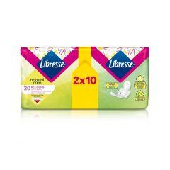 Libresse Natural Care Regular+ Дамски превръзки x20 бр