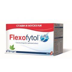 Tilman Flexofytol за стави и мускули 60 капсули Ewopharma