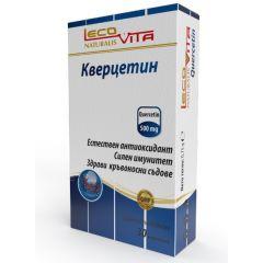 Lecovita Кверцетин 30 капсули Gama Select