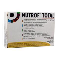 Nutrof Total за очи 30 капсули Laboratories THEA
