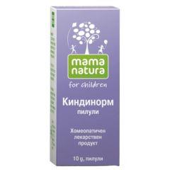 Mama Natura Киндинорм Пилули за деца 10 гр DHU