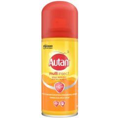 Autan Multi Insect Protection Plus Репелент срещу насекоми 100 мл SC Johnson