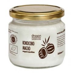 Dragon Superfoods Био Кокосово Масло 300 мл Smart Organic