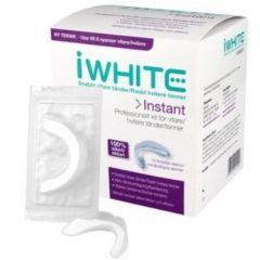 iWHITE Instant Гел-шини за незабавно избелване на зъбите 10 бр Комплект