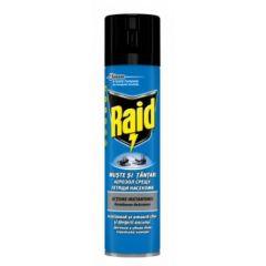 Raid Аерозол срещу летящи насекоми с евкалипт 400 мл SC Johnson