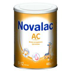 Novalac AC Мляко за кърмачета при колики 400 гр Medis
