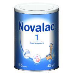 Novalac 1 Мляко за кърмачета от 0 до 6 месеца 400 гр Medis
