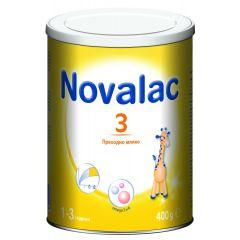 Novalac 3 Преходно мляко за малки деца от 1 до 3 години 400 гр Medis